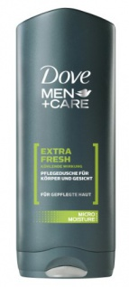 Dove Men Care Extra Fresh Pflegedusche 2 in 1 Duschgel 250ml