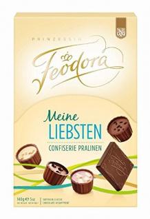 Feodora Meine Liebsten Confiserie Pralinen 2er Pack 2 x 140 g