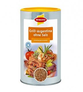 Wiberg Grill-Argentina ohne Salz 1er Pack (1 x 550 g)