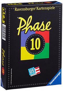 Ravensburger Phase 10 Kartenspiel
