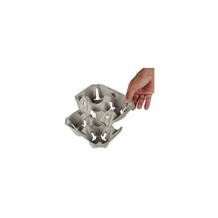 PAPSTAR Becherträger Click Carry, für 2 Becher 82894