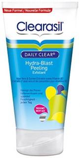 Clearasil Täglich Reinigendes Peeling Mikroperlen mit Doppeleffekt 150 ml