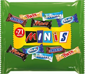 Mixed Minis, 1 Packung (1 x 1, 425 kg)