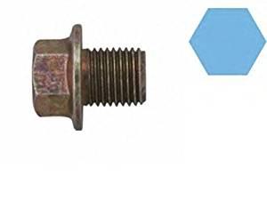Corteco Oelablassschrauben Kit mit Dichtring Gewindemaß M12 x 1, 25 x 11, 5