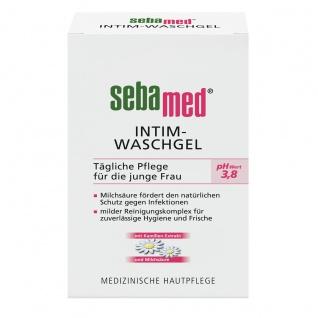Sebamed Intim Waschgel mit Kamille Extrakt und Milchsäure 200ml