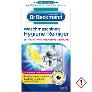 Dr Beckmann Waschmaschinenreiniger hygienereiniger gegen Gerüche 250ml