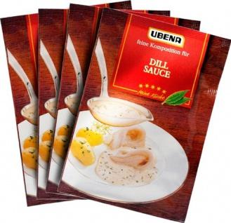Ubena Dill Sauce, 1er Pack (1 x 160 g)