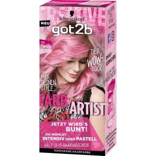 GOT2B Farb/Artist 093 Flamingo Pink