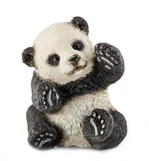Schleich 14734 Panda Junges Spielfigur handbemalt detailgetreu