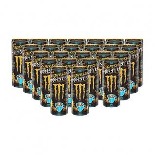 Monster Espresso Vanille Triple Shot pfandfrei 250ml 24er Pack
