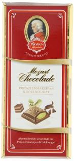 Reber Mozart-Chocolade Alpenvollmilch, 5er Pack (5 x 100 g)