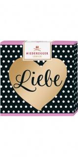 Niederegger Selection Liebe Pralinen Zartbitter und Vollmilch 100g