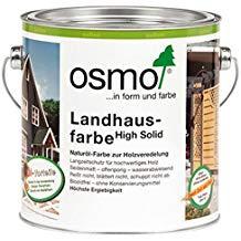 Landhausfarbe karminrot 2500ml