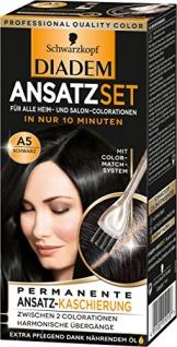 Diadem Ansatzset A5 Schwarz 3er Pack 66ml