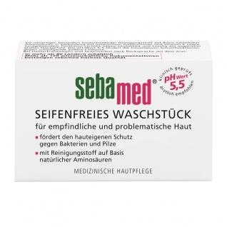 Sebamed seifenfreies Waschstück besonders hautschonend 150 g