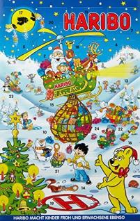 Haribo Adventskalender 300g