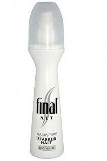 Final Net Haarspray neutral, 3er Pack (3 x 125 ml)