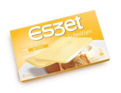 Eszet Schnitten Weisse 75g 20er Pack
