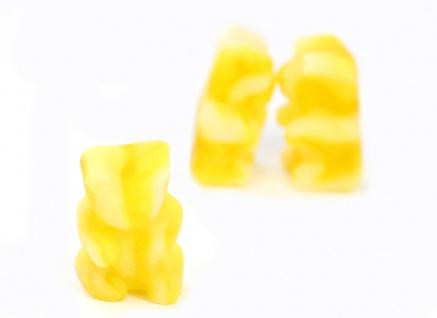 Fruchtgummi Buttermilch Zitrone Bärchen mit spritzger Zitrone 1000g