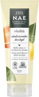 N.A.E. Vitalità Vitalisierendes Duschgel Vegan NATURKOSMETIK 200ml