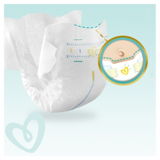 Pampers PREMIUM PROTECTION NEW BABY Windeln Gr.2 Mini 4-8kg Jumbopack 68ST