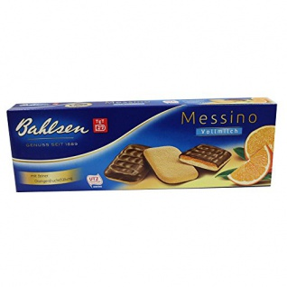 Bahlsen Messino Vollmilch