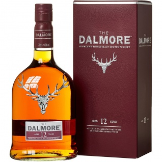 Dalmore Highland Single Malt Scotch Whisky 12 Jahre gereift 700ml