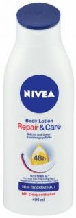 Nivea Body Repair Care Body Lotion für sehr trockene Haut 400ml