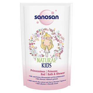 sanosan Prinzessinen Bad für Mädchen 40ml