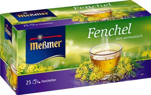 Meßmer Fenchel fein aromatischer Kräutertee mit Anis 4er Pack