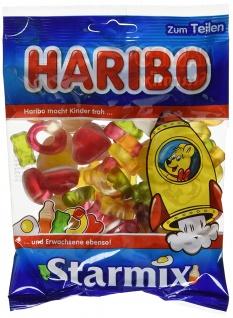 Haribo Starmix die bunte Entdeckungsreise aus Fruchtgummi 200g
