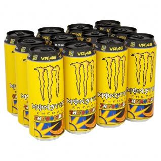 Monster Energy Drink The Doctor Erfrischungsgetränk 500ml 12er Pack