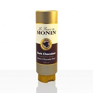 Monin Sauce Dunkle Schokolade 0, 5 l