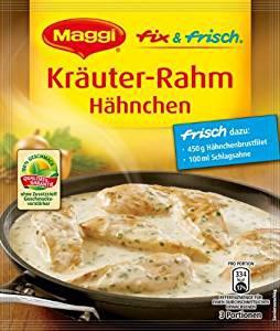 Maggi Fix Kräutertopf Rahm 40g