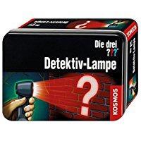 Die drei Detektiv Lampe
