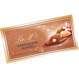 Lindt Weihnachts-Mandel Chocolade 100g