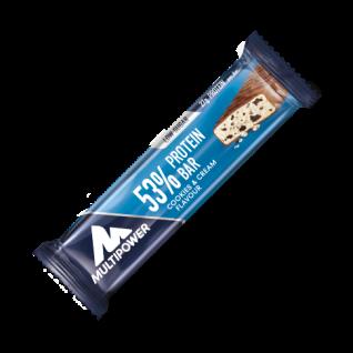 53% Protein Bar Riegel Geschmacksrichtung: Cookies & Cream 50g