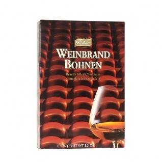 Böhme Weinbrandbohnen Pralinen gefüllt mit Weinbrand 150g 2er Pack