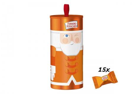 Ferrero Küsschen Nussknacker beliebte Nusspralinen Spezialität 133g