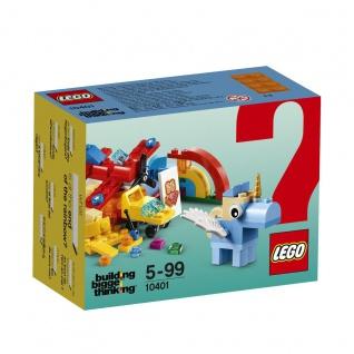 Lego Classic 10401 Spaß mit dem Regenbogen Ermutige dein Kind