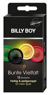 Billy Boy Bunte Vielfalt - 12er Mix-Pack Kondome - Vorschau