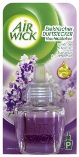 AirWick Duftstecker Lavendel & Kamille Nachfüller 19ml, 3er Pack