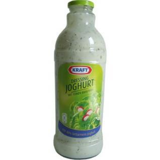 Kraft - Dressing Joghurt mit Kräutern - 1l