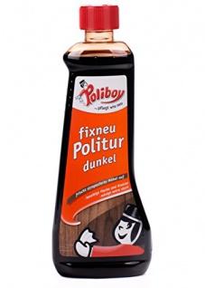 Poliboy fixneu Politur dunkel 500 ml