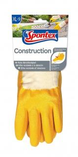 MAPA Handschuh Special Typ 4 Construction Größe XL aus Nitril