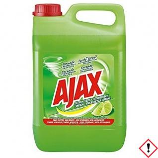 Ajax Allzweckreiniger Duftvariante Citrofrisch mit Turbokraft 5000 ml