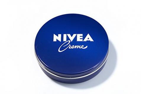 Nivea Creme Dose, 5er Pack (5 x 75 ml)