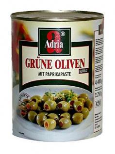 La Perla oliven grün papr.paste5/1, 1er Pack (1 x 4.25 kg)