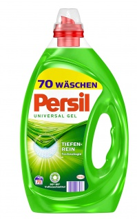 Persil Universal Gel Vollwaschmittel Tiefen Rein 70 WL 3500ml 2er Pack