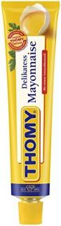 Thomy Delikatess Mayonnaise, 15er Pack (15 x 100 ml)
